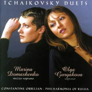 Tchaikovsky: Vocal Duets Product Image