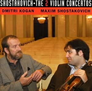 Shostakovich: The 2 Violin Concertos Product Image