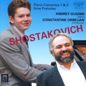 Shostakovich: Piano Concertos & 9 Preludes