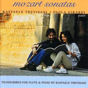 Mozart Sonatas Product Image