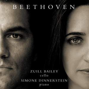 Beethoven: Cello Sonatas Product Image