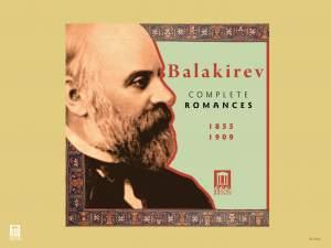 Balakirev: Complete Romances Product Image