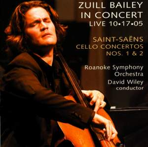 Zuill Bailey In Concert Product Image