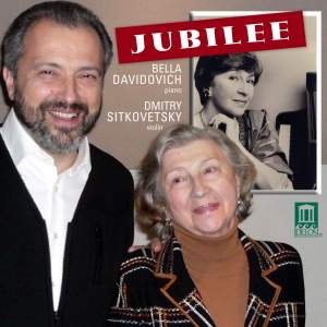 Jubilee Concert - 80th Birthday of Bella Davidovich Product Image