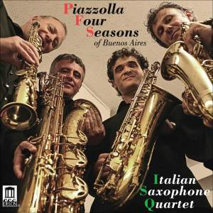 Piazzolla: Four Seasons of Buenos Aires Product Image