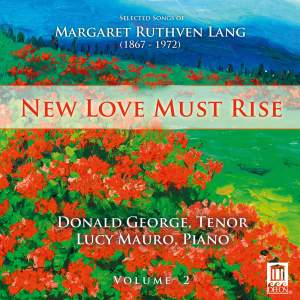 New Love Must Rise Product Image