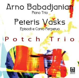 Babadjanian & Vasks: Trios