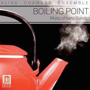 Boiling Point: Music of Kenji Bunch Product Image