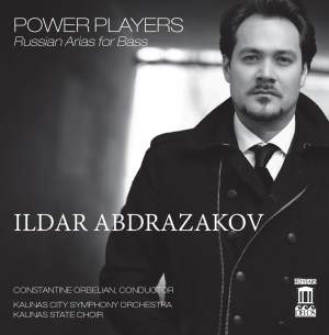 Power Players. Russian Arias for Bass