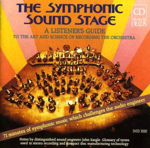 The Symphonic Sound Stage, Volume 1 Product Image
