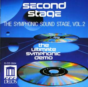 Second Stage - The Symphonic Sound Stage, Volume 2 Product Image