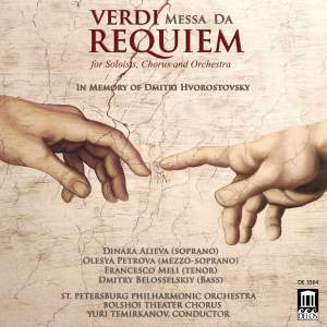 Verdi: Messa da Requiem (Live) Product Image