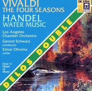 Vivaldi: Four Seasons & Handel: Water Music Product Image