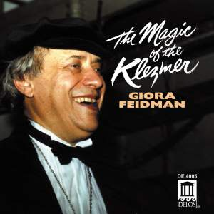 The Magic of the Klezmer Product Image