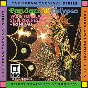 Pan Jazz 'n' Calypso Product Image