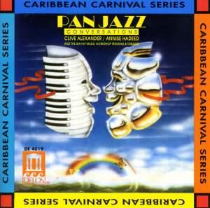 Pan Jazz Conversations Product Image