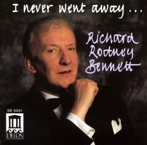 Richard Rodney Bennett: I Never Went Away … Product Image