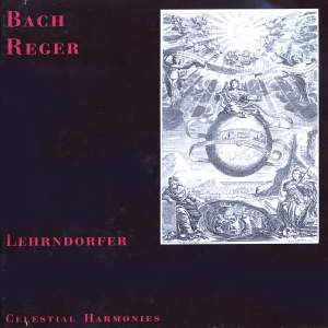 Organ Music of J.S. Bach And Reger