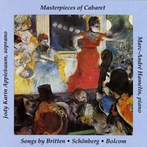 Masterpieces of Cabaret