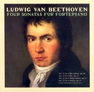 Beethoven: Piano Sonatas Nos. 12, 13, 14 & 23