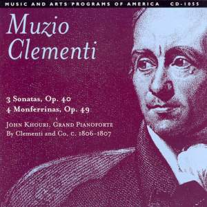 Clementi: Piano Works