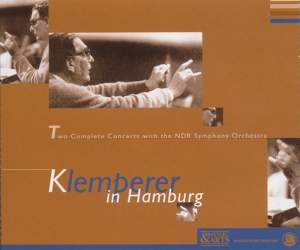 Klemperer In Hamburg