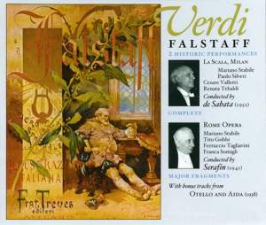 Verdi: Falstaff - Two Historic Performances