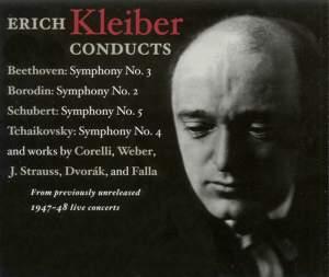 Erich Kleiber at NBC