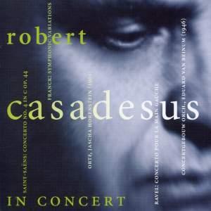 Robert Casadesus in Concert