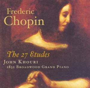 Chopin: The 27 Etudes