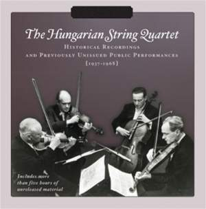 The Hungarian String Quartet