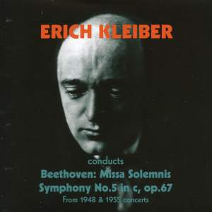 Beethoven: Missa Solemnis and Symphony No. 5