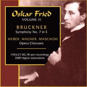Oskar Fried, Volume IV