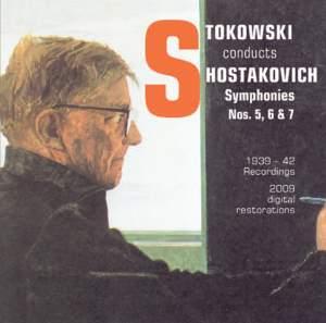 Stokowski conducts Shostakovich