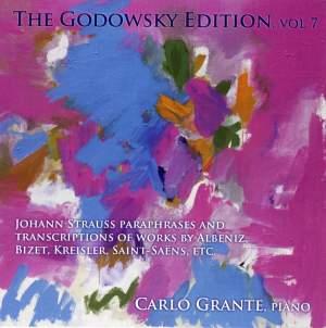 Godowsky Edition, Vol. 7