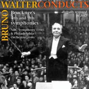 Bruno Walter conducts Bruckner & Mozart