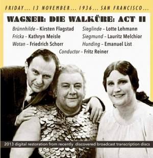 Wagner: Die Walkure: Act 2