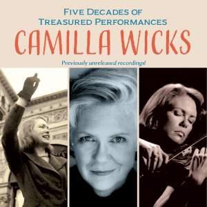 Camilla Wicks: Five Decades of Treasured Performances