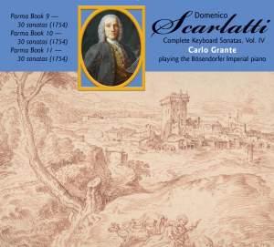 D. Scarlatti: Complete Keyboard Sonatas, Vol. 4 Product Image