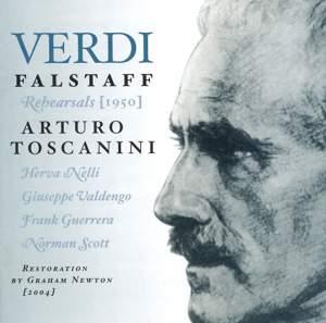 Verdi: Falstaff rehearsals