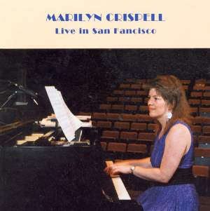 Marilyn Crispell: Live In San Francisco