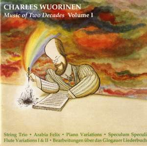 Charles Wuorinen--Music Of Two Decades, Vol. I.