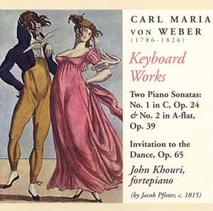 Weber Keyboard Works - A Period Interpretation