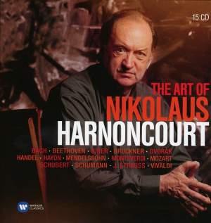 The Art of Nikolaus Harnoncourt
