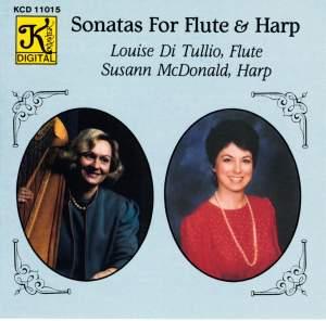 Sonatas for Flute & Harp
