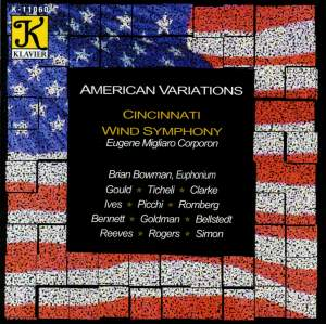 CINCINNATI WIND SYMPHONY: American Variations