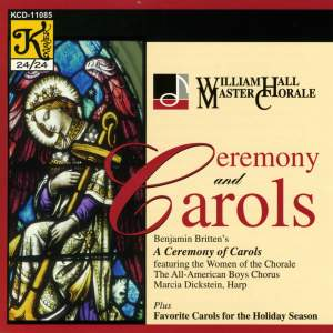 Ceremony and Carols Product Image