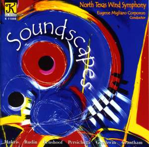 NORTH TEXAS WIND SYMPHONY: Soundscapes