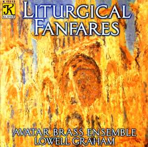 TOMASI: Fanfares liturgiques / BRITTEN: Russian Funeral / STAMP: Declamation on a Hymn Tune
