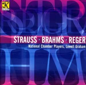 R Strauss, Reger & Brahms: Chamber Works